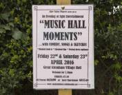 Music Hall Moments